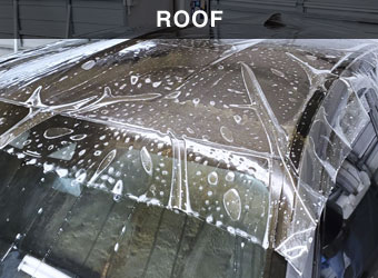 car roof paint protection