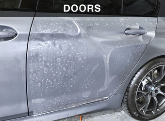 car doors paint protection