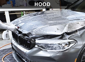 car hood paint protection